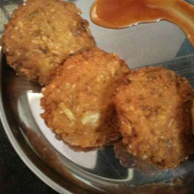 Photo of Vegetable vadai by Maharasi Devendiran at BetterButter
