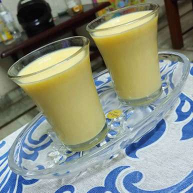 mangoshek recipe in Bengali,ম্যাংগো সেক, Mahek Naaz