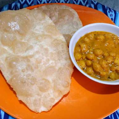 Photo of chole bhature by Mahek Naaz at BetterButter