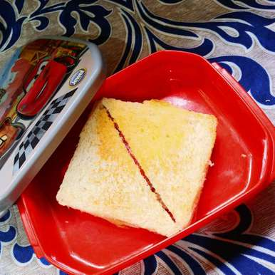 Twist sandwich recipe in Bengali,টুইস্ট স্যান্ডউইচ, Mahek Naaz