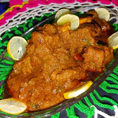 Photo of mutton masala by Mahek Naaz at BetterButter