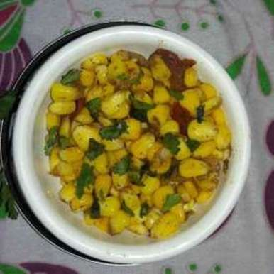 Photo of Corn chat by Mahi chhabra at BetterButter
