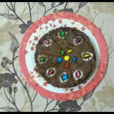 Photo of Cooker cake  (CAKE) by Mahi chhabra at BetterButter
