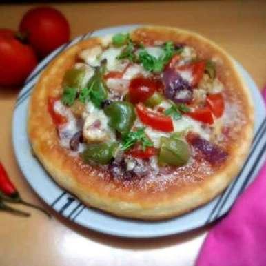 Photo of Pan Pizza by Mahua Nath at BetterButter