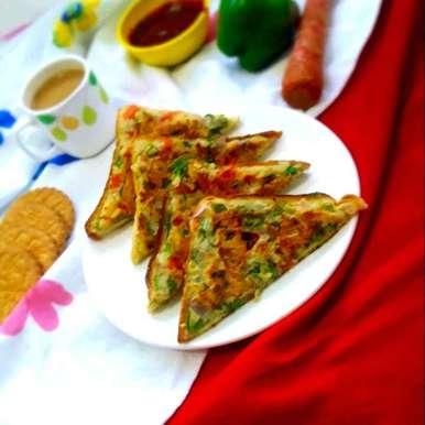 Photo of Rava toast by Mahua Nath at BetterButter