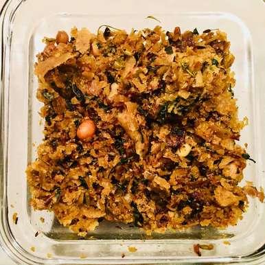 Photo of Roti Churma by Maitreyee Banerjee at BetterButter