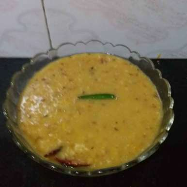 Photo of Bhaja munger daal by Mala Basu at BetterButter