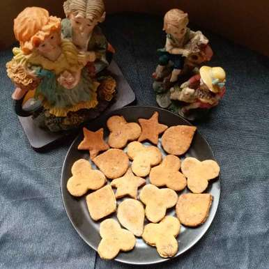 Photo of Banana cookies by Mala Basu at BetterButter