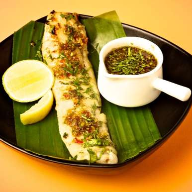 Photo of Grilled Fish with South-East Asian Dressing by Mamagoto  at BetterButter