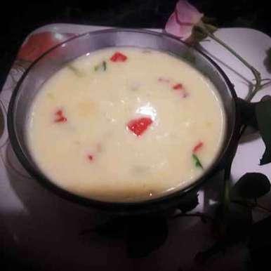 Jhatpat rabdi recipe in Hindi,झटपट रबडी, Mamata Nayak