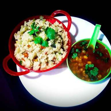 Photo of Vegetable upma by Mamata Nayak at BetterButter