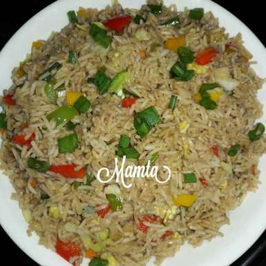 Photo of Fried Rice by Mamta Joshi at BetterButter
