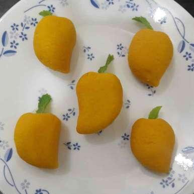 Photo of Mango sandesh by Mamta Joshi at BetterButter