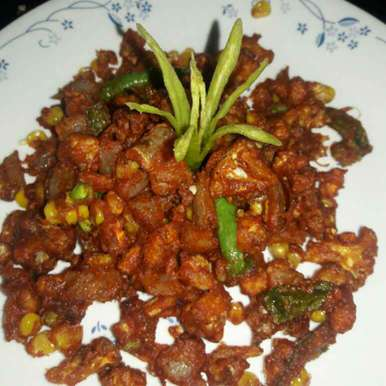 Photo of Veg Crispy by Mamta Joshi at BetterButter
