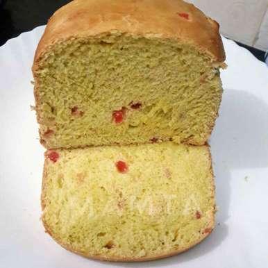 Photo of Tutti frutti bread by Mamta Joshi at BetterButter