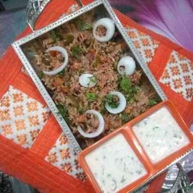 Photo of Dum biryani by Mamta Rastogi at BetterButter