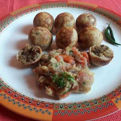 Litti chokha recipe in Hindi,लिट्टी चोखा, Mamta Shahu