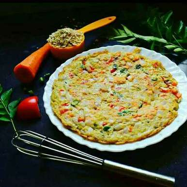 Photo of Oats Omelette by Manami Sadhukhan at BetterButter
