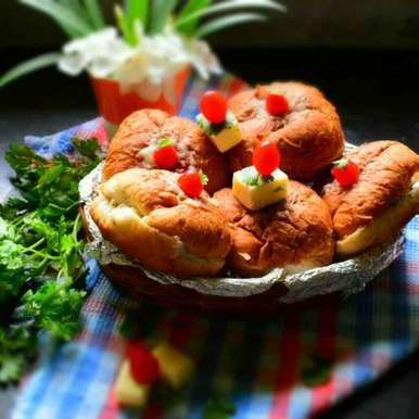 Photo of Cheesy Bun by Manami Sadhukhan at BetterButter