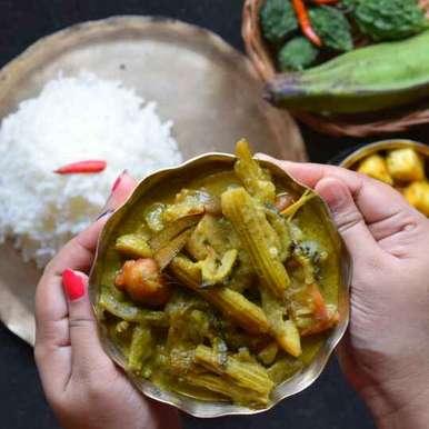 Photo of Sukto by Manami Sadhukhan at BetterButter
