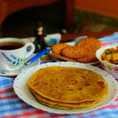 Puran Poli, How to make Puran Poli