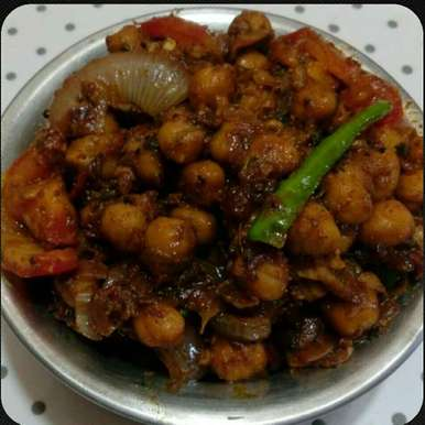 Photo of Chana Masala by Mandeep hundal at BetterButter