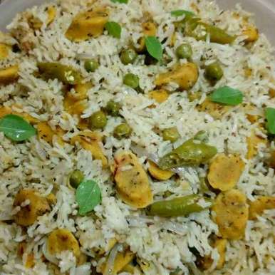 Photo of Gatte rice by Mandeep hundal at BetterButter