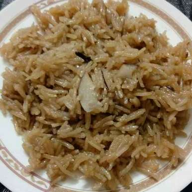 Photo of Gur wale chawal (Jaggery rice) by Mandeep hundal at BetterButter