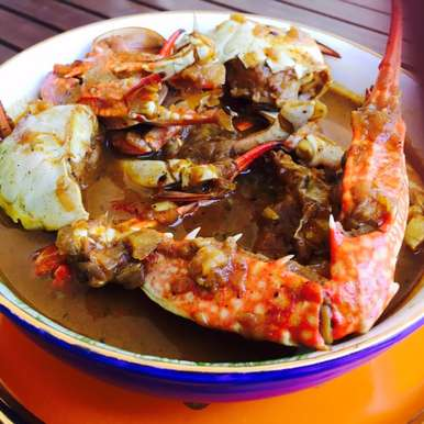Photo of Crab Curry by Manini Badlani at BetterButter