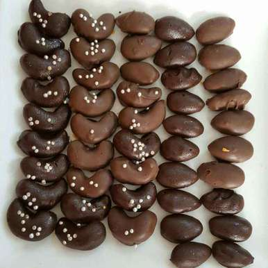 Photo of Chocolate dry fruit by Manisha Agarwal at BetterButter