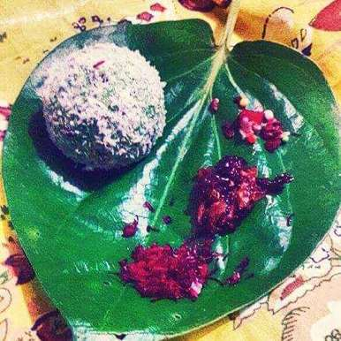 Paan laddu recipe in Hindi,पान लडू, Manisha Babbar