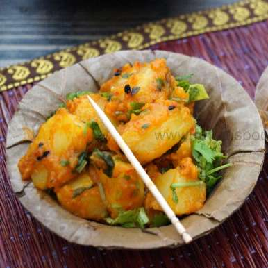 Photo of Nepali Alu Dum/ Alu Dum/ Aloo Dum by Manisha Goyal at BetterButter