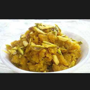 Photo of Bachi hui roti ka halwa by Manisha Jain at BetterButter