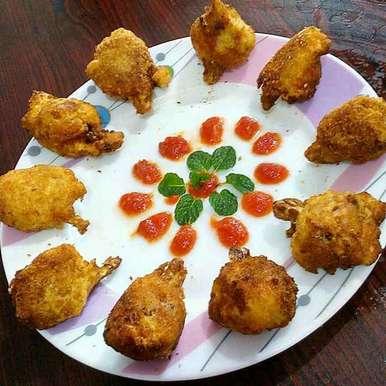 Gobhi ke mangode recipe in Hindi,गोभी के मंगोड़े, Manisha Jain