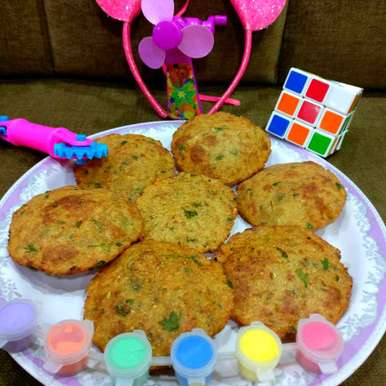 Photo of Cauliflower Chole Poori. ( Innovative Recipe For Kids Party. ) by Manisha Shukla at BetterButter