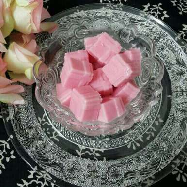Photo of Rose Milk Pudding by manju shah at BetterButter