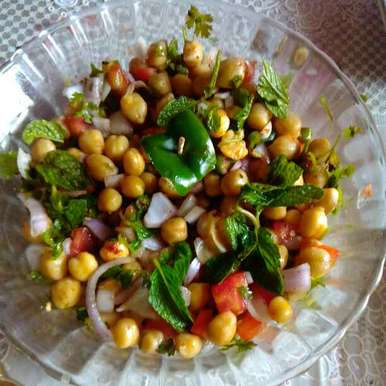 Photo of Chole chat by Ritu  at BetterButter
