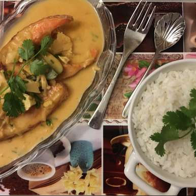 Photo of Thai coconut Fish Curry by Mariyam kagalwala at BetterButter