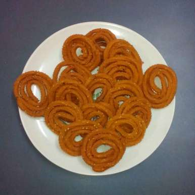 Photo of Chakali by Maya Joshi at BetterButter