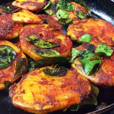 Photo of Potato Fry by medha devdas at BetterButter