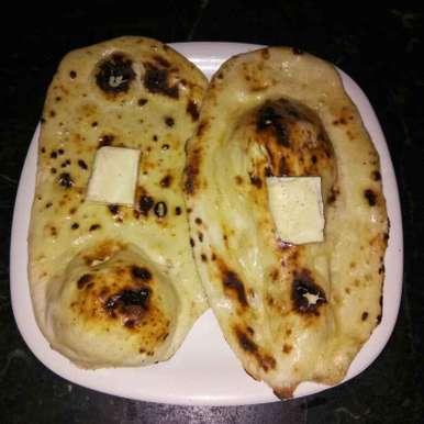 Photo of Butter naan by Meena Dutt at BetterButter