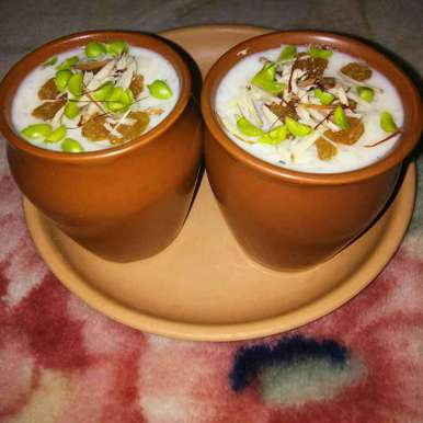 Photo of Chaval ke kheer by Meena Dutt at BetterButter