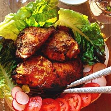 Photo of Tandoori Chicken by Meena Kumar at BetterButter