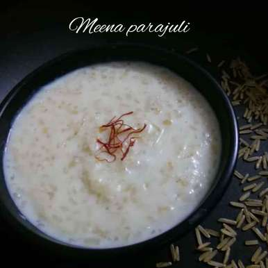 Photo of Brown rice kheer by Meena Parajuli at BetterButter