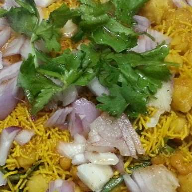 Photo of Chole bhel by meena kshi at BetterButter