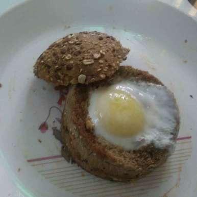 Photo of Egg Bun by Meenakshi Gandhi at BetterButter