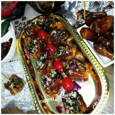 Photo of Khajur pan by Meenu Ahluwalia at BetterButter