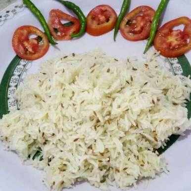 Photo of Jeera rice by Meenu kawaljit Luthra at BetterButter