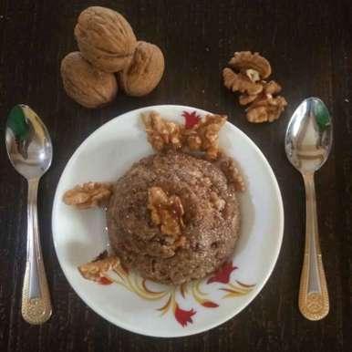 Photo of Walnut Halwa by Megha Rao at BetterButter