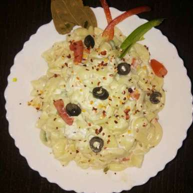 CHIZ PASTA recipe in Gujarati, ચીઝ પાસ્તા, Megha Rao